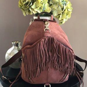 Rebecca Minkoff Fringe Julian backpack